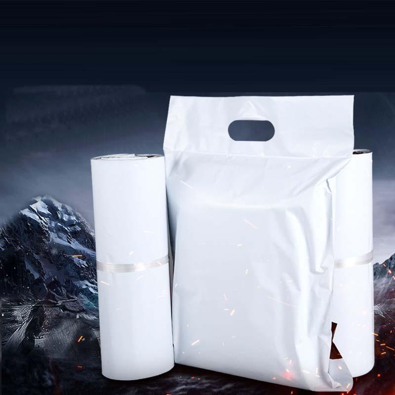 Poly Mailers Shipping bags Envelopes Plastic Mailing Bags Glossy white HIGH QUAL