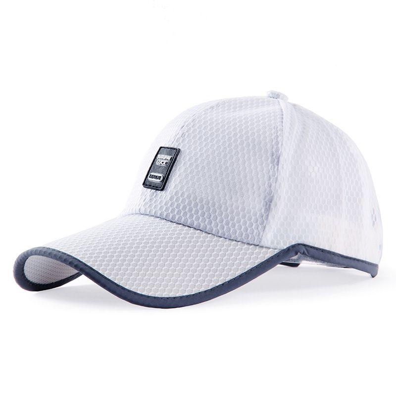 Berretti da baseball di alta qualità berretto da baseball sportivo all'ingrosso ad asciugatura rapida all'ingrosso personalizzati Cappelli di papà di nuova moda