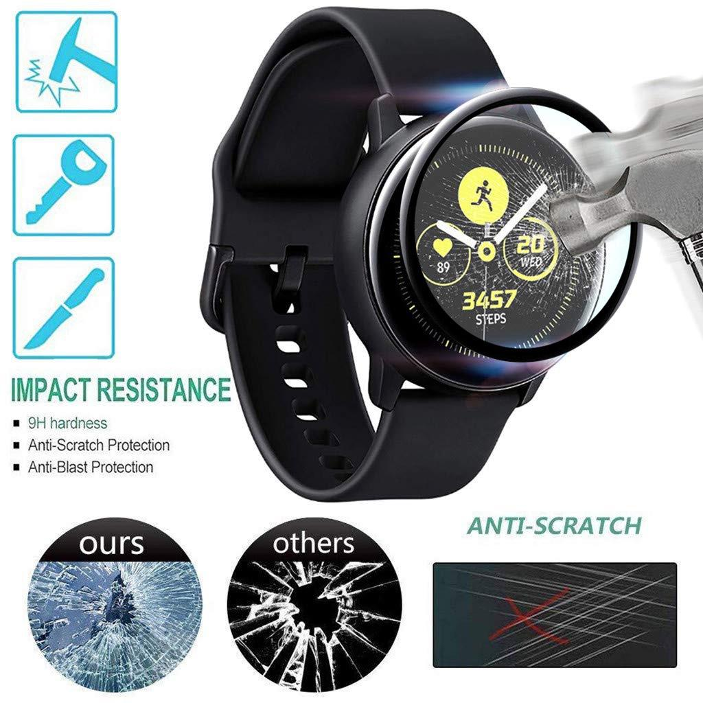 Active 2 Screen Protector cover For Samsung Gear S3 Frontier galaxy Watch 46mm/42mm Active 2 40mm 44mm HD Transparent film cover