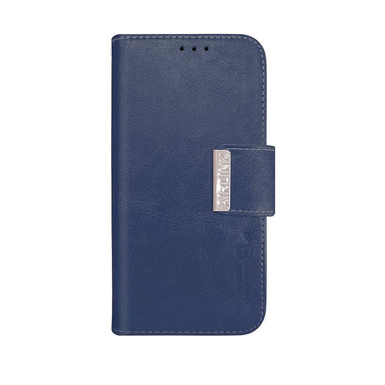 FLIP COVER CASE CUSTODIA UNIVERSALE FINESTRA PER SMARTPHONE DA 4.3 A 4.8 POLLICI