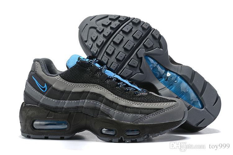 Scarpe da corsa marca Neutral Grey Dark Shadow Cuscino Trainer aiiirrr Bambini ragazzo ragazza ragazzino sportivo dimensione della scarpa da tennis 28-35