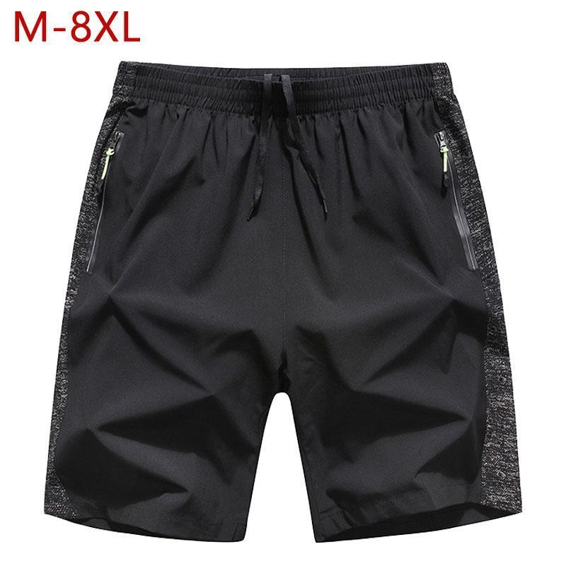 2018 Yeni Casual Gevşek Şort Erkekler Spor Pantolon Kısa Yaz Katı Plaj Bermuda Şort Moda Erkek Koşucular Kahretsin CYL06
