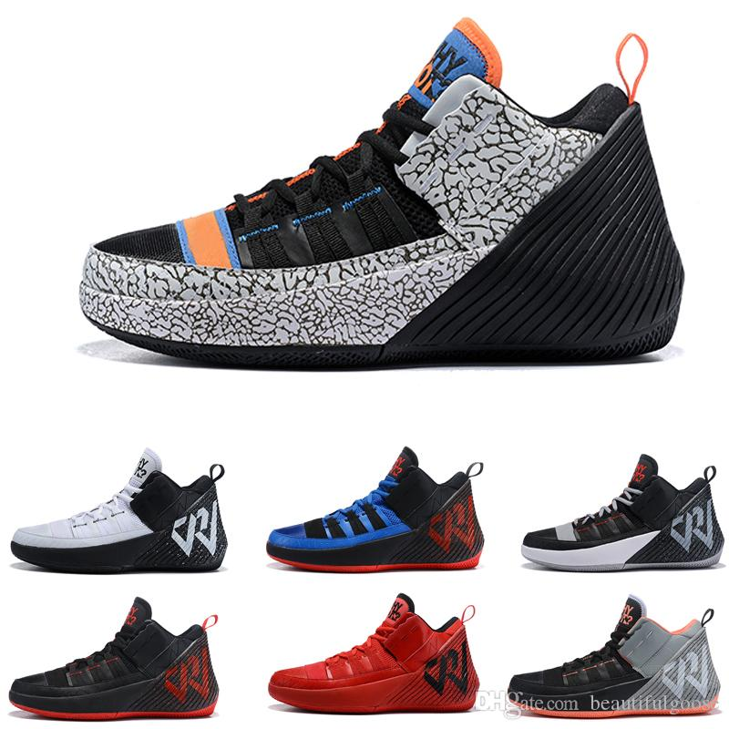 2020 Russell Westbrook 2.0 Why Not Zer0