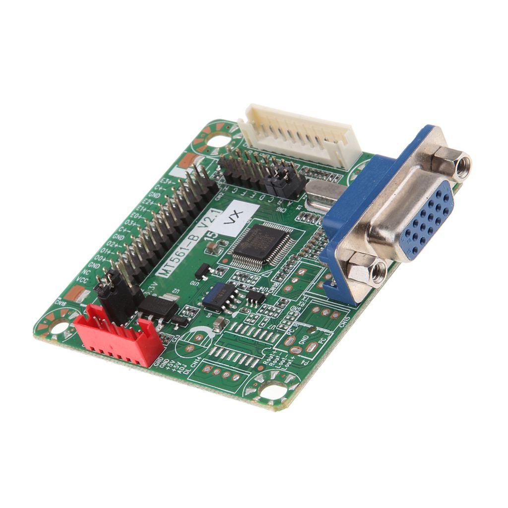 MT561-B-LCD-Monitor-Treiber-Controller-Karte für 10 Zoll bis 42 Zoll 5V Universal-Breit LVDS LCD-Monitor