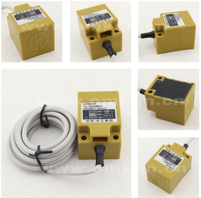 TL-N20M1 TL-N20MF1 TL-N20MY1 TL-N20M2 TL-N20MF2 TL-N20MY2 TL-N20MD1 Sensor de Proximidade Novo de Alta Qualidade