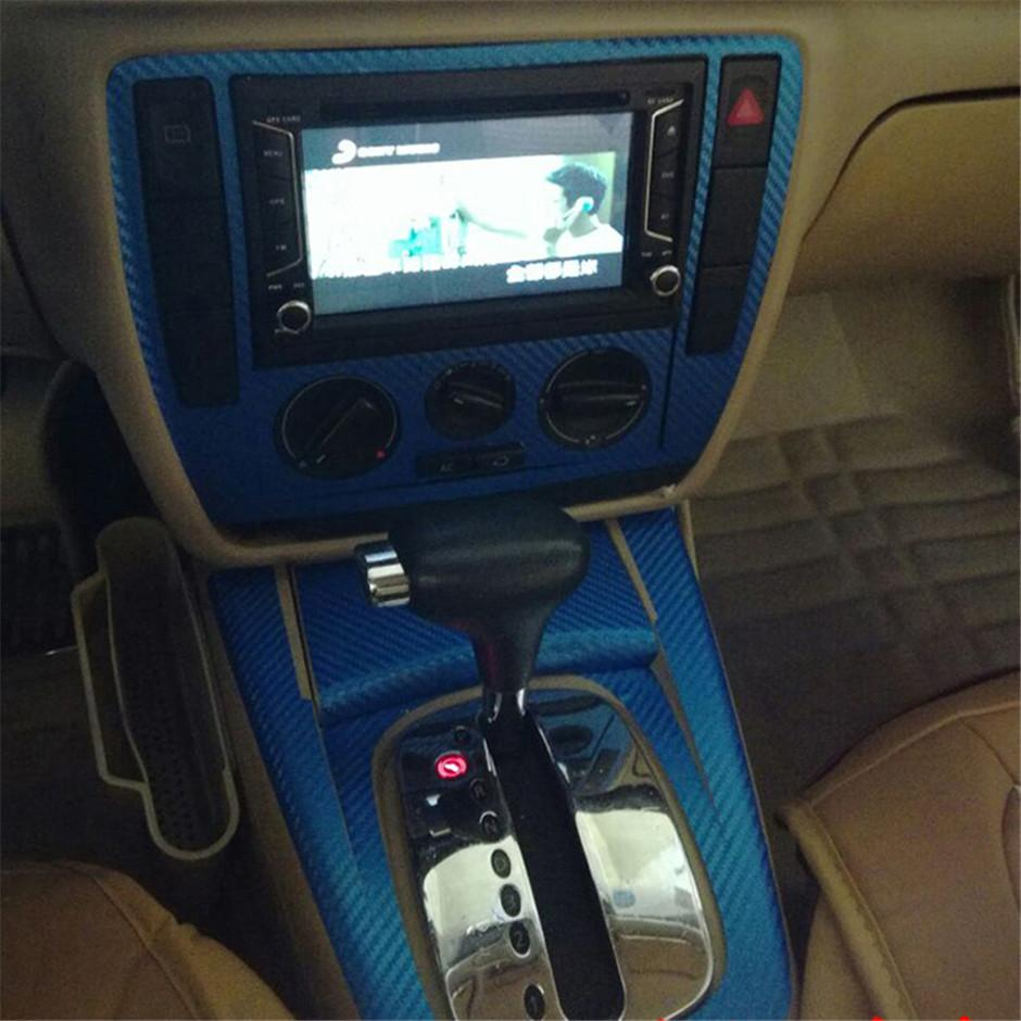 Compre Para Volkswagen Vw Passat B5 Interior Central Painel De Controle Central Maçaneta 3d 5d Carbono Fibra Adesivos Decalques Accessorie De Guangfan2020 97 97 Pt Dhgate Com