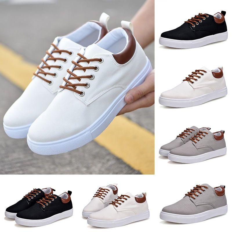 Barato sapatos casuais baixo corte sneaker combinação sapatos mulheres moda casual sapatos alta qualidade tamanho 39-46