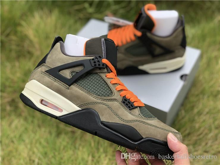 2020 Authentic UNDEFEATED 4 UNDFTD
