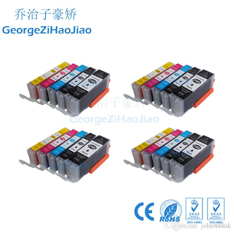 20 ADET Mürekkep Kartuşları PGI570 CLI571 Canon PGI-570 CLI-571 PGI570 CLI571 için Uyumlu Pixma Set MG5753 MG5750 MG5751 MG5752 Yazıcı