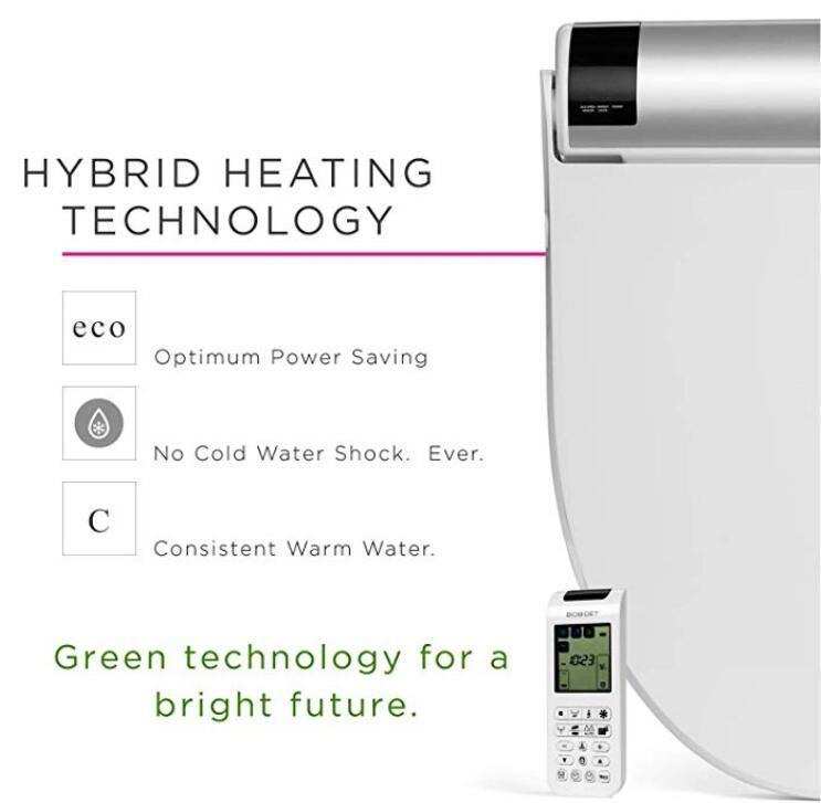 2020 Biobidet Bliss Bb2000 Elongated White Bidet Smart Toilet Seat Premier Class Unlimited Warm Water Self Cleaning Hydroflush Hybrid Heating From Hellodhgates 122 95 Dhgate Com