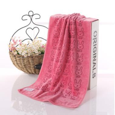 Moída toalha de super fibra fina cabelos secos atacado de banda desenhada personalizado toalha