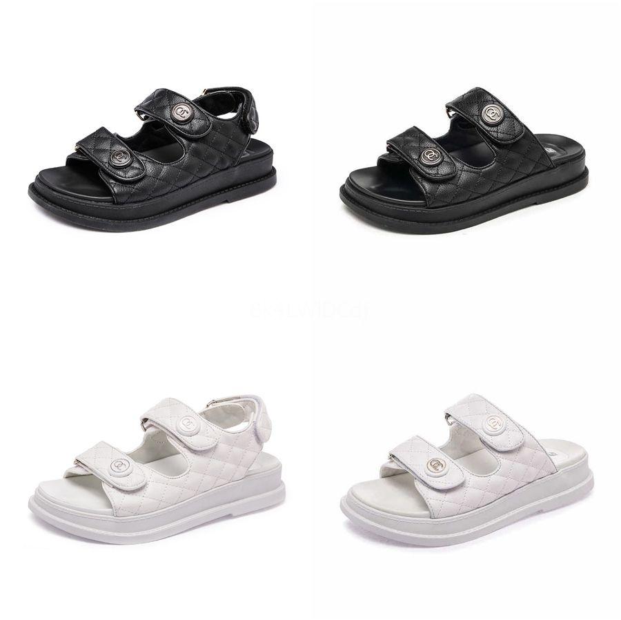 Les femmes Sandales d'été Strappy Gladiator Casual cuir Flats cheville talon bas flops Chaussures de plage Chaussures Mode Taille 34-40 # 156