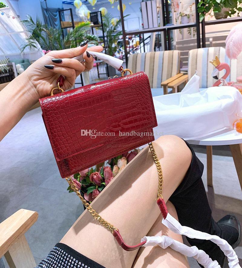 Designer borse di lusso borse delle donne di lusso del progettista delle borse del sacchetto di signore di lusso borse sella di spalla delle donne borse griffate crossbody