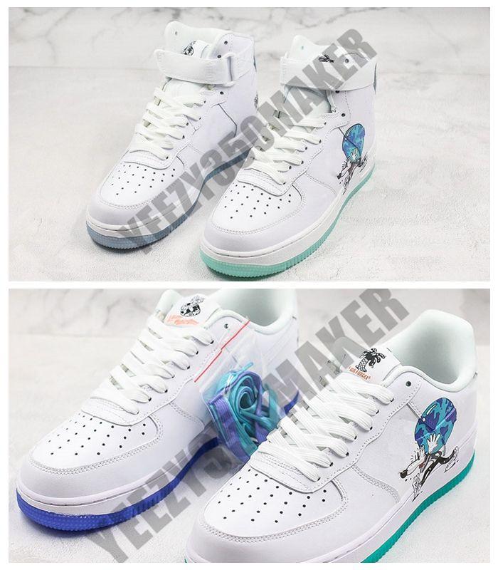 2020 Dia da Terra duas toneladas de basquete sapatos de skate Sapatos Designer Sneaker Moda Ruas de couro reais do esporte tênis de basquete