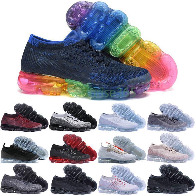 yüksek kalite Moda Erkek Casual maxes Sneakers Ayakkabı için 2020 Ucuz Satılık buharı 1.0 BE DOĞRU Tasarımcılar Erkekler Kadın Şok Ayakkabı