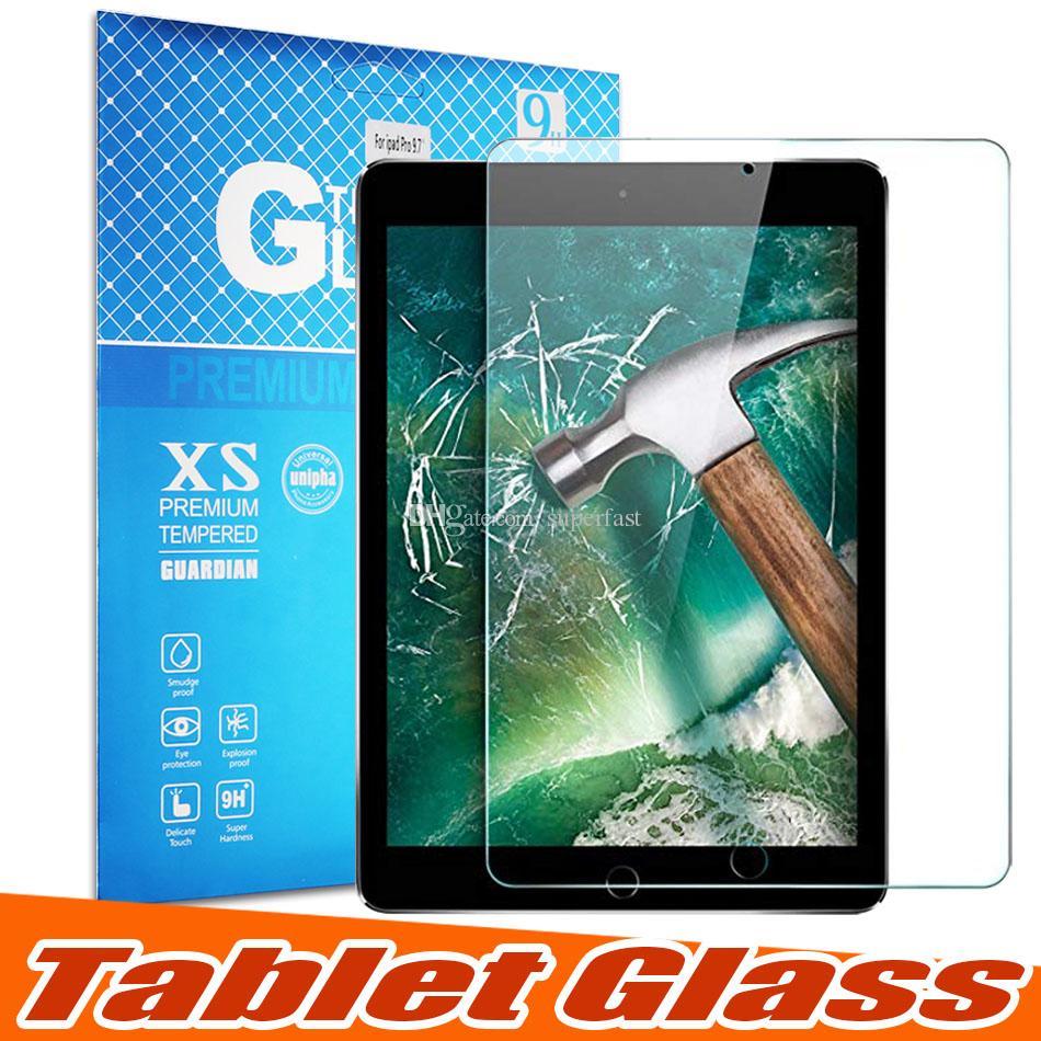 Tablet Стекло для IPad 2019 10.2inch экран протектор Закаленное стекло для IPad Pro 10.5inch Air 3 10.5inch Универсальный планшетный Screen Protector