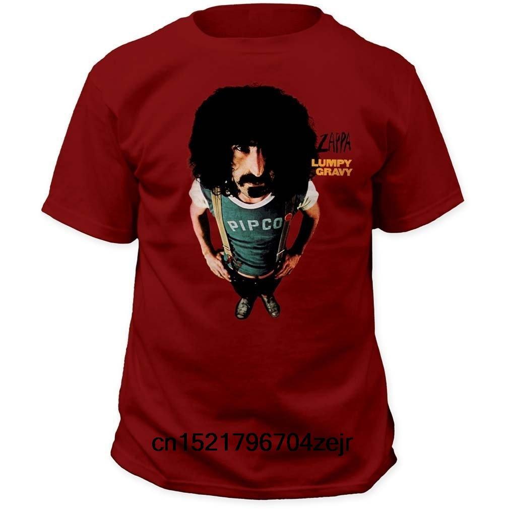 Maglietta da uomo Frank Zappa - Lumpy Gravy divertente t-shirt novità tshirt da donna
