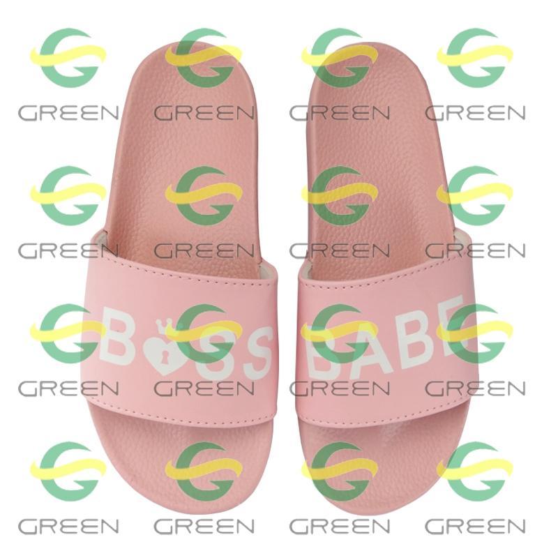 Happyslides 2010 Lates Rosa Slipper Plain Sandali diapositive calzature per uomo, Mens diapositive Slipper uomo sandali casual, sandali da bagno coperto