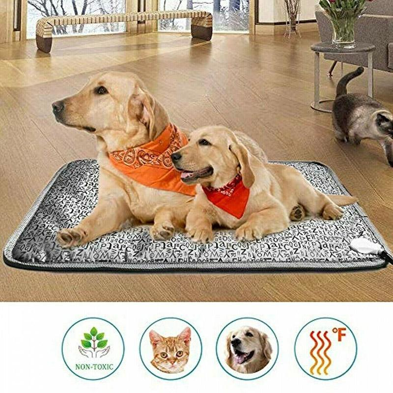 2020 New Heated Pet Dog House Warm Waterproof Electric