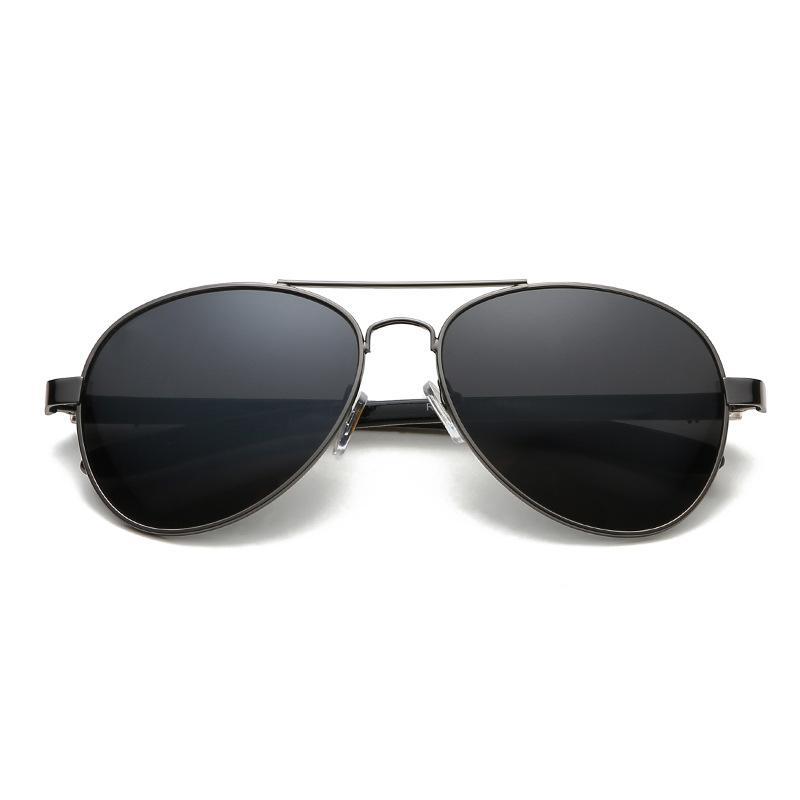 Vendita calda Occhiali da sole donne degli uomini di marca Occhiali da sole UV400 di pendenza occhiali Lenti sport con i casi e la scatola 8037