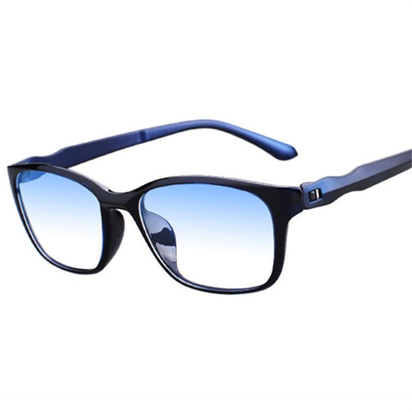 Мужчины Женщины Очки для чтения Анти-синие лучи Очки Очки для дальнозоркости TR90 Пресбиопия Очки с +1.0 1.5 2.0 2.5 3.0 2.5