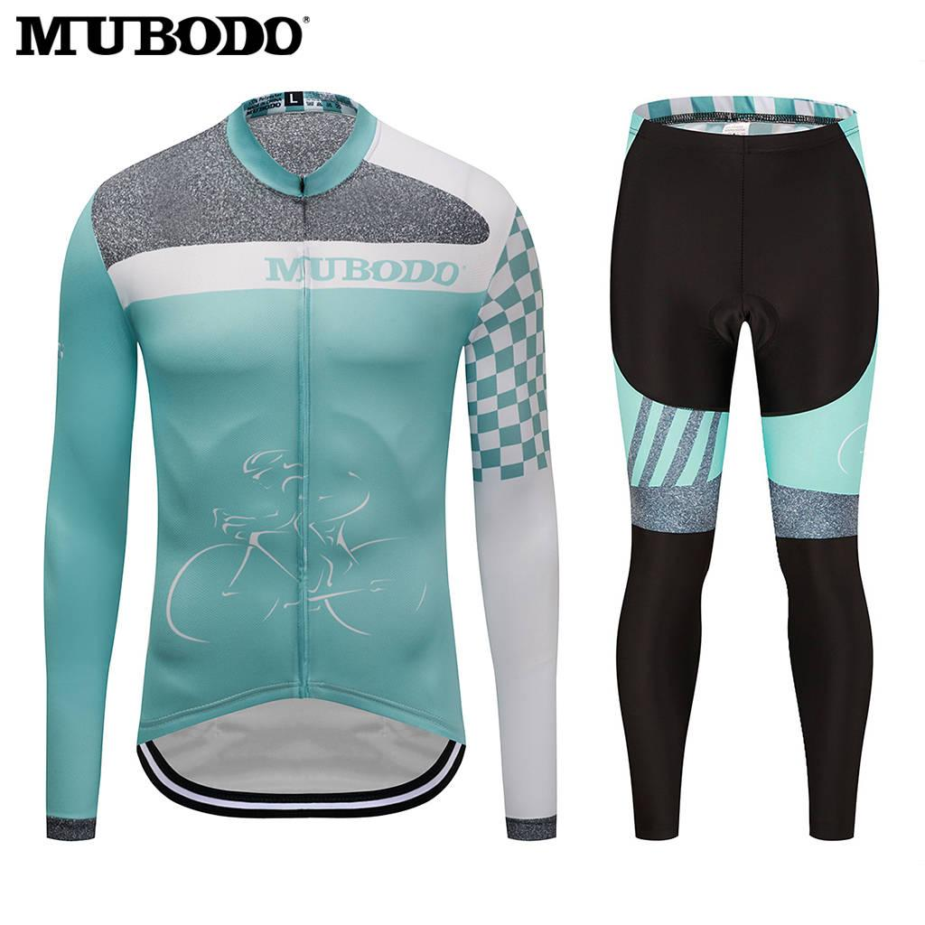 Maillot de cyclisme MU20 à manches longues, combinaison de VTT, combinaison de course française, uniforme d'équipe