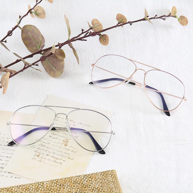 Metal de la manera clásica Terminado Miopía Glasses Miopía gafas graduadas dióptrico -1,0 1,5 2,0 2,5 3,0 3,5 4