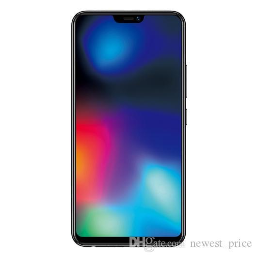Cell Phone Original VIVO Z1i 4G LTE 4GB RAM 128GB ROM Snapdragon 636 Octa Núcleo Android 6,26 polegadas completa 16MP Tela face ID Smart Mobile Telefone