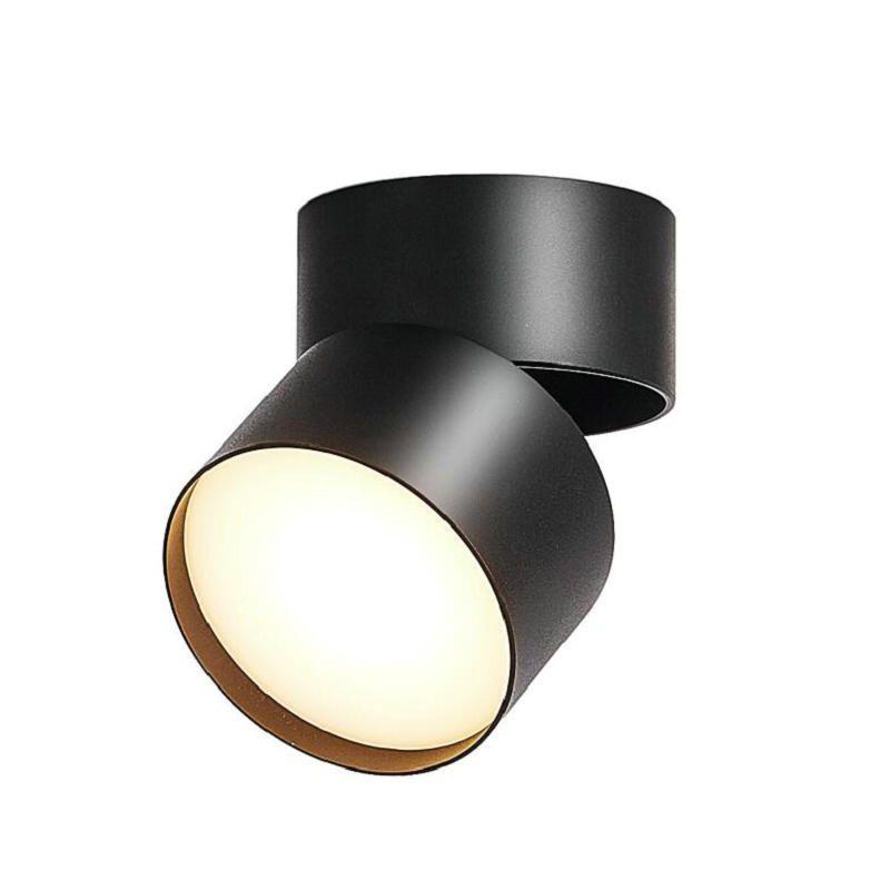 15W 20W LED pista Light Rail riflettore chiaro in stile moderno quotidiana illuminazione luce del punto per vivere corridoio camera da letto
