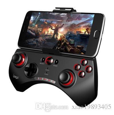 Ipega PG-9025 Gaming Bluetooth Controller Gamepad Joystick For iPhone iPad Samsung HTC Moto Android Tablet PCS Black/White