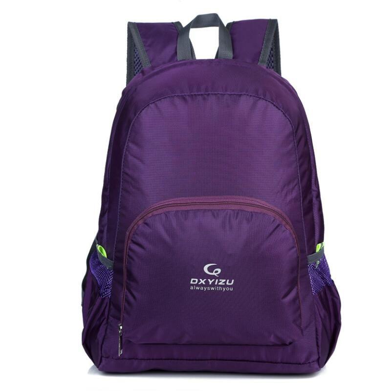 New Designer Women Travel Backpack 18005 Large Capacity Double Shoulders Outdoor Camping Climbing Hiking Women Sports Waterproof School Bags