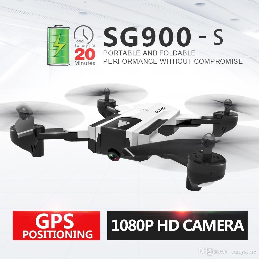 SG900-S GPS Drone with camera HD 1080P Professional FPV Wifi RC Drones Auto Return Dron RC Quadcopter Helicopter VS F11 X5