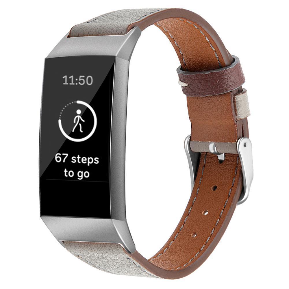 Band Fitbit Şarj 3 Band Fitbit Şarj 3 Correa Için Yedek Deri İzle Bilezik Correa Fitbit Saat Kayışı 63007