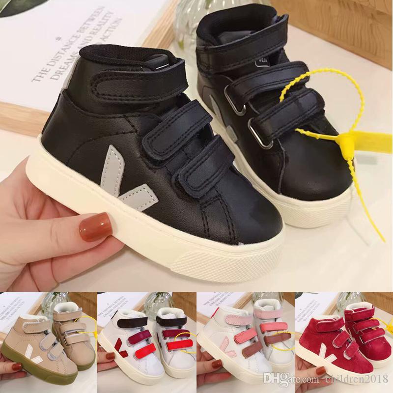 Veja Esplar Mid Kids Sneakers For 2020