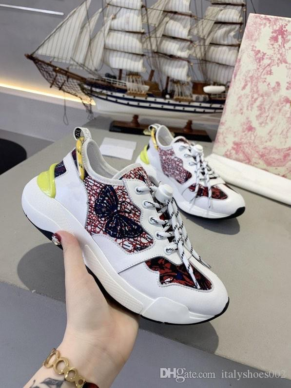 2020 yeni tasarımcı ayakkabı sneakers erkekler kadınlar için eğitmenler moda rahat ayakkabılar boyutu 35-41 xr200416