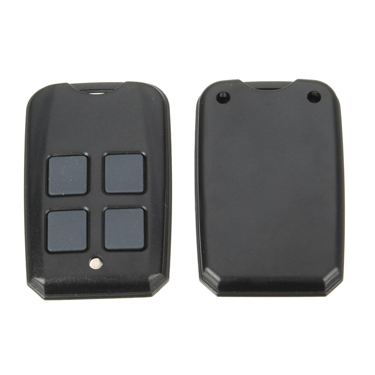4 Botón 315390MHz Puertas de garaje de control remoto Para G3T BX-GIC GIT OCDT 37218R