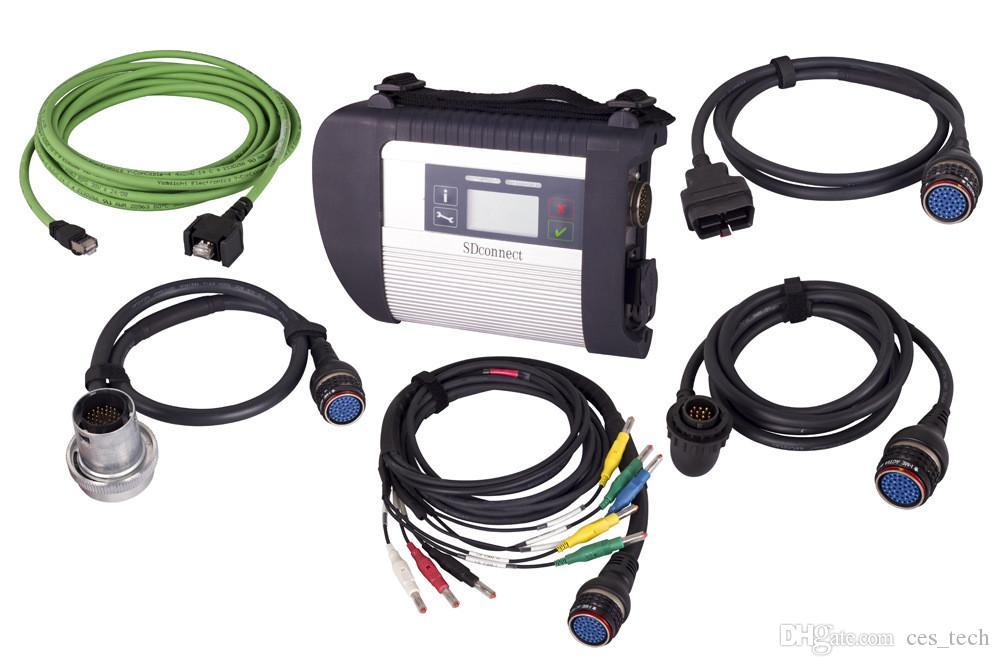 품질 평가 MB SD 연결 C4 MB 별 진단 컴팩트 4