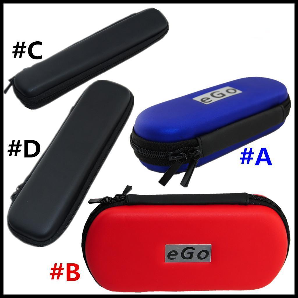 Colorful EGO Caso Zipper fabbrica di promozione di vendita per la sigaretta elettronica Caso Kit Carry con EGO Logo Sacchi con vario colore trasporto libero