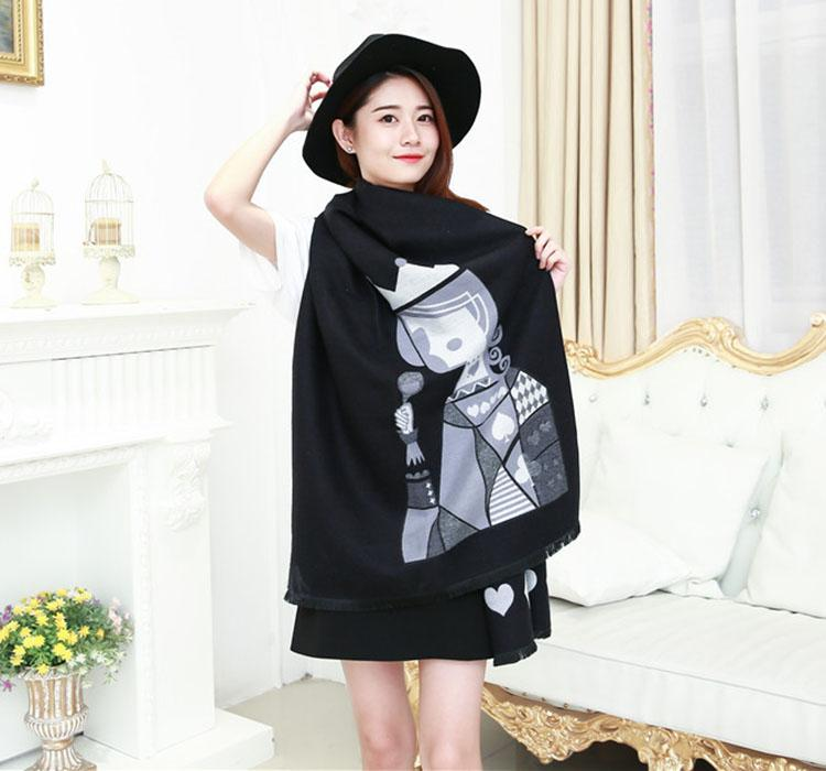 Fashion- Designer womans brand Scarf High Quality Luxury brands scarves Classic woans scarves size 180x70cm for women AT-333A
