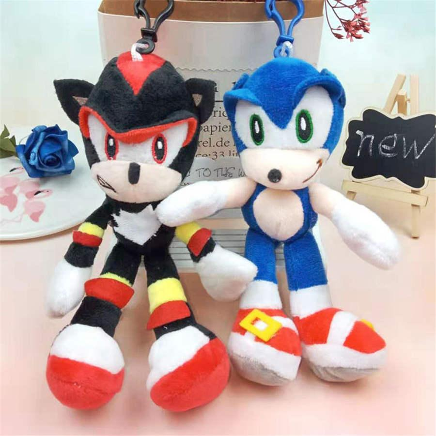 New Ultrasonic Mouse Super Sonic Plush Toy Stuffed Animals Doll Pendant Bag Pendant Pendant Girls Gift