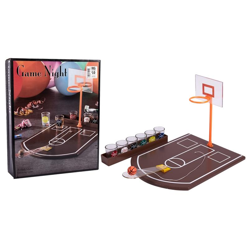 basketball shot the glass cup drinking game fun party toys bar pub entertainments toys board game baby play
