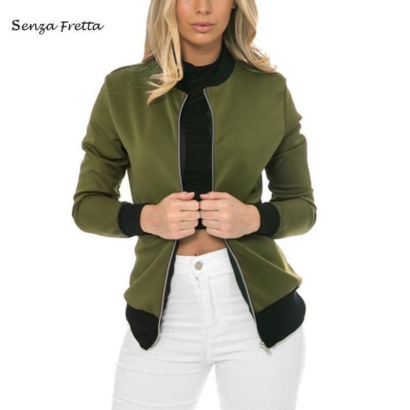의류 파카 쿨 기본 자켓 여성 육군 녹색 다운 자켓 코트 패딩 지퍼 바이커 착실히 보내다 NS552