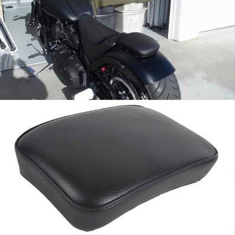Posteriore del motociclo Cuscino passeggero posteriore cuscino del sedile passeggero rilievo per Sportster XL1200 883 72 48