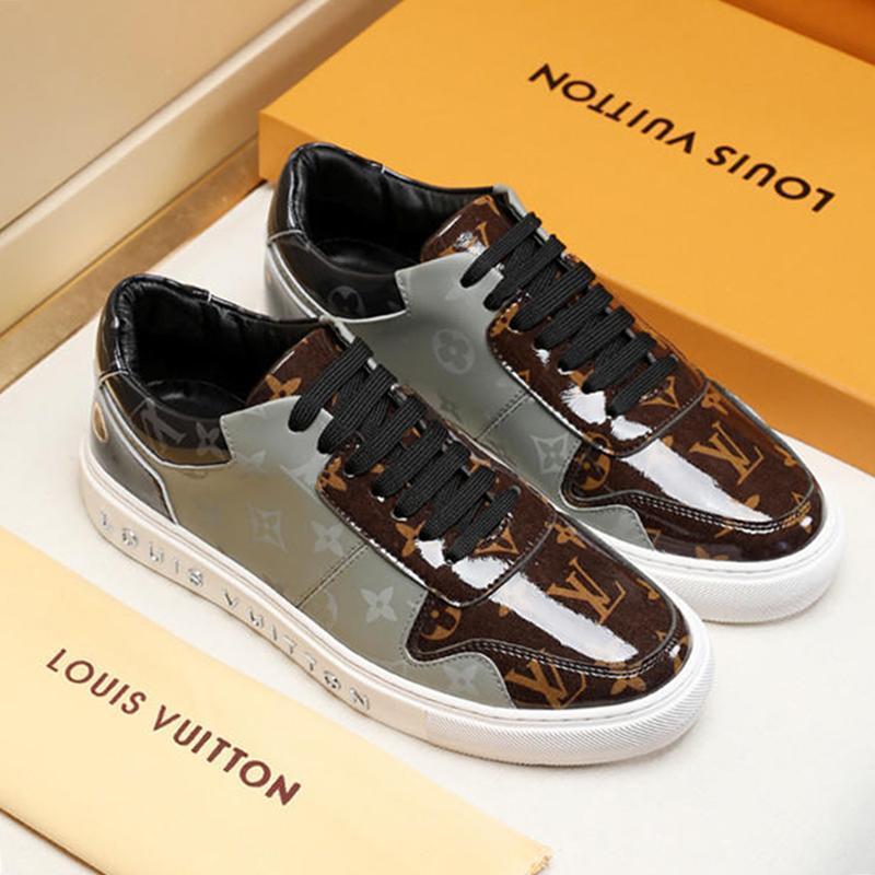 Erkekler L32 Zapatos De Hombre Satış Moda Erkek Sneakers Ayakkabı Sıcak Satılık Erkek Ayakkabı Lüks Tenis Moda Dantel -Up Üst Kalite Günlük Ayakkabılar