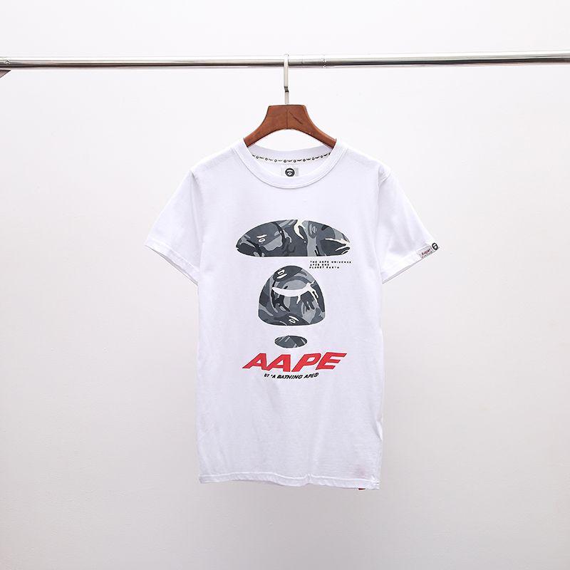 Kızlar Sokak Fishion Tasarımcı Erkekler Kadınlar Gömlek 2020 Yeni Moda Lüks Erkek Tişörtü Kısa Kollu Marka Üst Tees Mens Streetwear BF 2032603H
