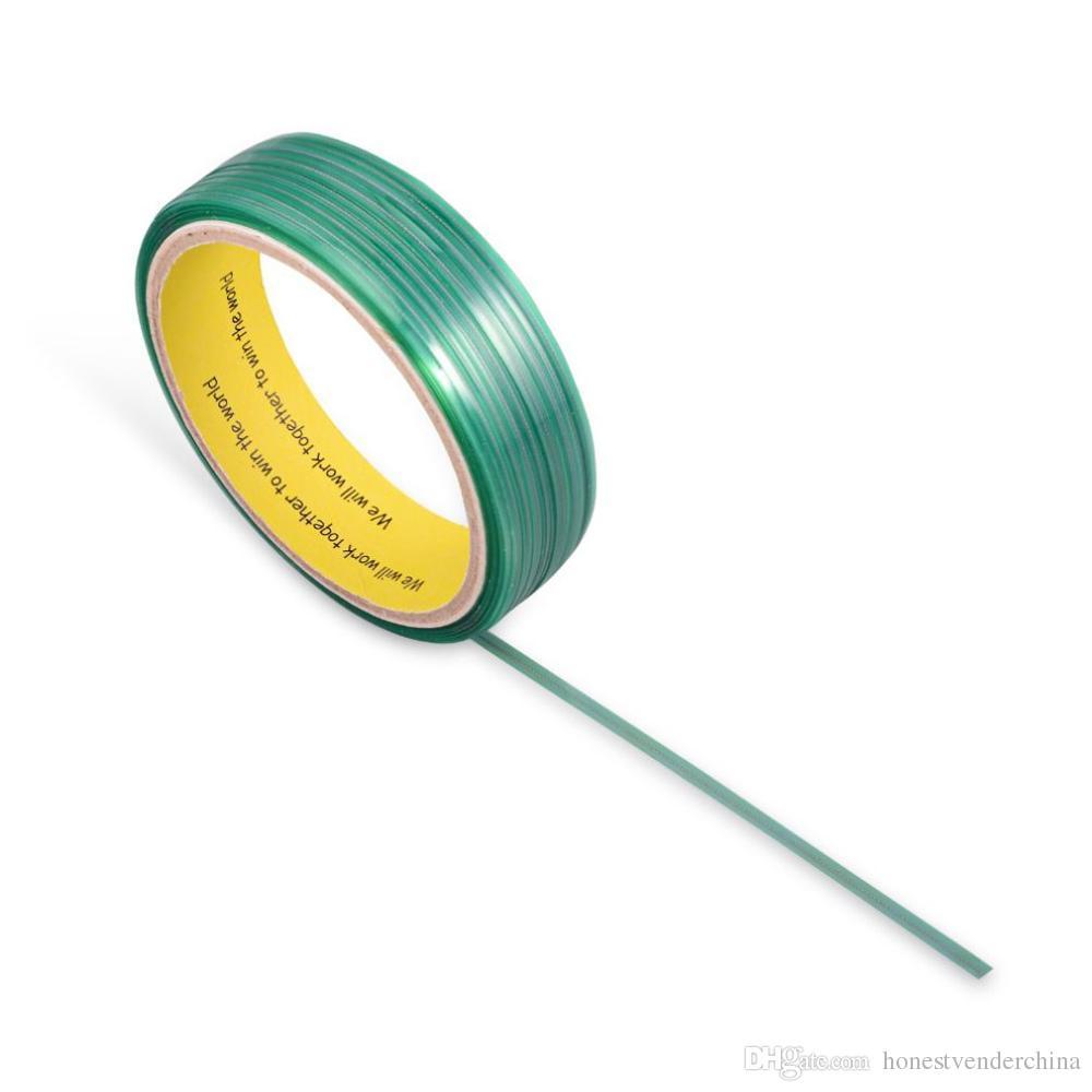 2019 2 롤 5m PVC 자동차 랩 Knifeless 테이프 디자인 라인 자동차 스티커 절단 도구 비닐 필름 포장 컷 테이프 자동차 액세서리