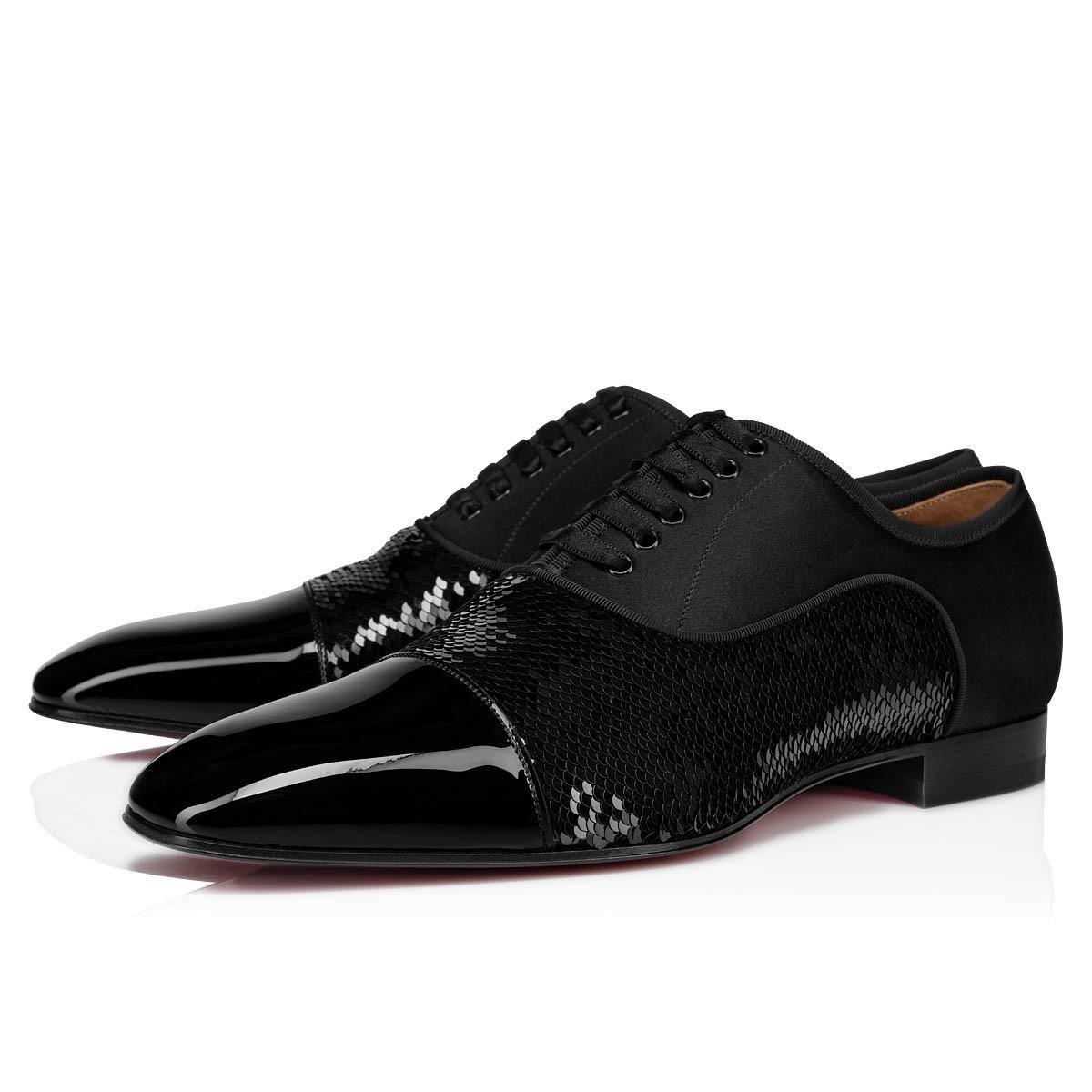 Супер дизайнер Мужчины Red Bottom тапки замши с Rhinestone LowTop Мода Red Bottom кроссовки Юниор Люкс Дизайн Повседневная обувь
