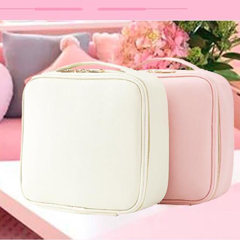 Multifunktions-Spielraum-kosmetische Beutel Neceser Frauen Make-up Taschen Körperpflege Organizer Wasserdicht Female Lagerung Make Up Bag