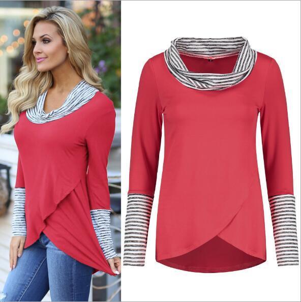 Fashion long sleeve women's sweater Casual Hoodies American sweatshirts top women clothing
