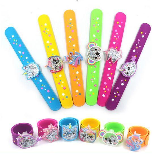 Slap Snap Bracelet Baby Shark Wristband Bracelet Boys Girls gift